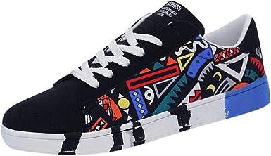 Zapatos Deportivos de Hombre Lanskirt Calzado Hombres Casual ...