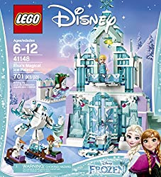 LEGO Disney Princess Elsa's Magical Ice Palace 41148 Building Kit