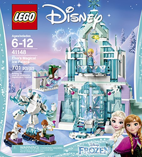 Lego L Disney Frozen Elsa S Magical Ice Palace 41148