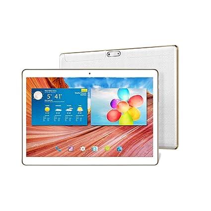 Zinniaya 10.1 Pulgadas Tablet 4GB RAM 64GB ROM Tarjetas SIM Dual ...