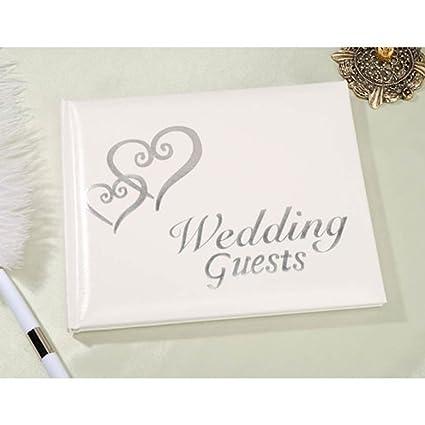 wedding guest books cheap