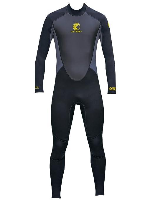 134ebb593f Odyssey Mens Core Full Wetsuit Medium Small Yellow