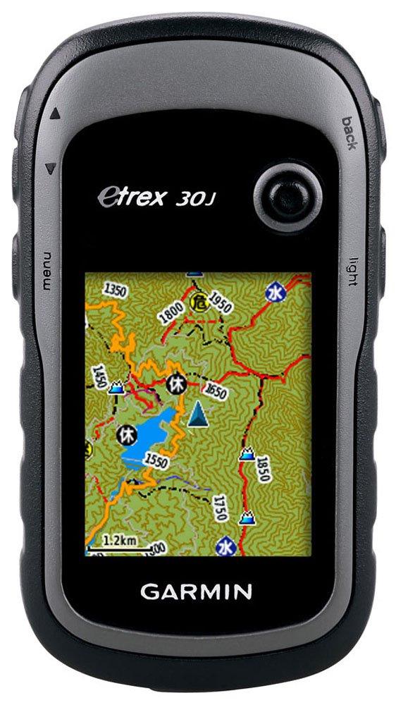 GARMIN(ガーミン) 登山用 ハンディ GPS eTrex 30J 【日本正規品】 97026 B00701YYM2