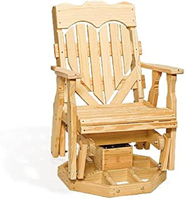 Amazon Com Tall Unfinished Fir Wood Adirondack Chair