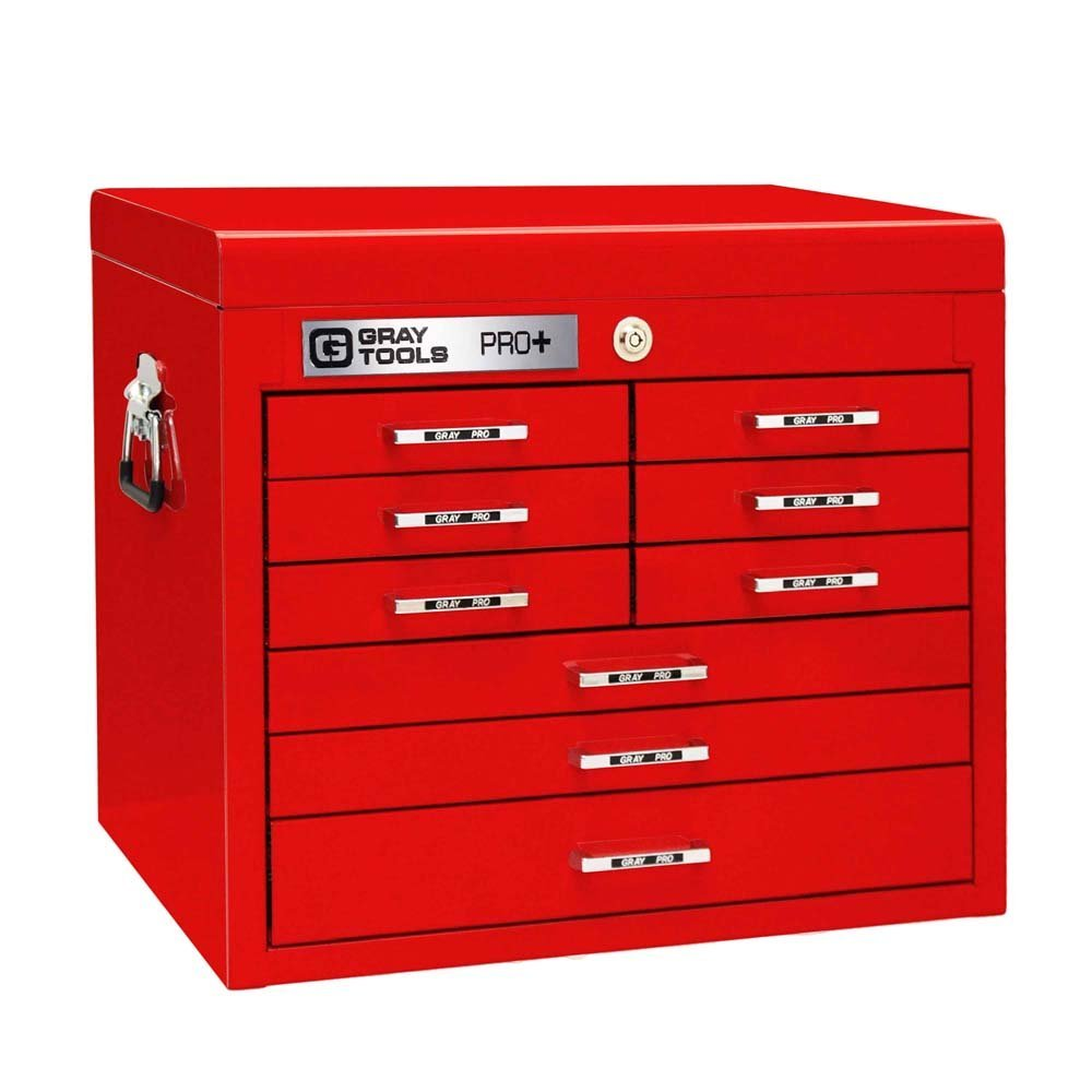 amazon extension slides waterloo series drawer chest tool finish w com shop full dp with friction chests red cabinet
