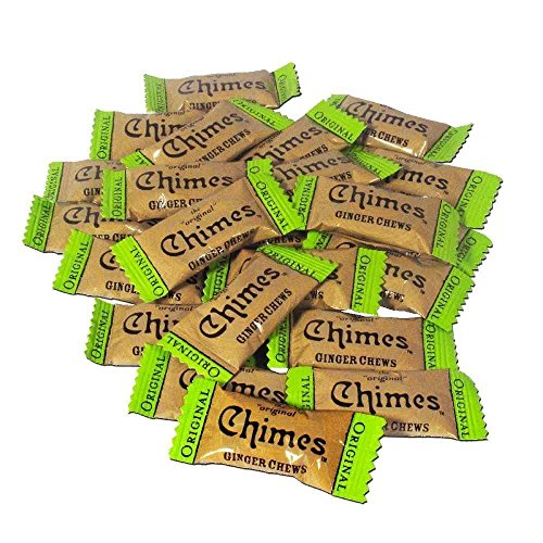 Chimes Original Ginger Chews, 1-pound bag (1 Ginger)