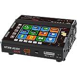 "HTRC HT208 AC / DC 4,3 ""Farbe LCD Touchscreen 420 Watt 20A RC Batterie-balancen-ladegerät / Entlader für 1-8 s Lilon / LiPo / LiFe / LiHV Batterie"