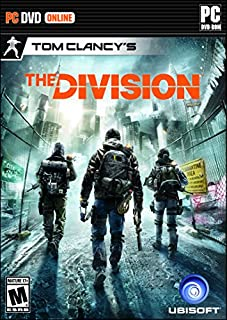 Tom Clancy's The Division - PC - Standard Edition (B00LAVNZ00) | Amazon price tracker / tracking, Amazon price history charts, Amazon price watches, Amazon price drop alerts