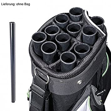 20 x Bag tube - Legend tubo - bolsa para palos de golf-tubo ...