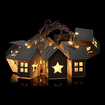 Lampe Lumineuses Interieur Led Guirlandes Noël De Eclairage 8OvnmwN0