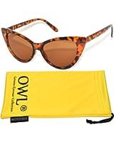 Women's Vintage Cat Eye Sunglasses UV Protection