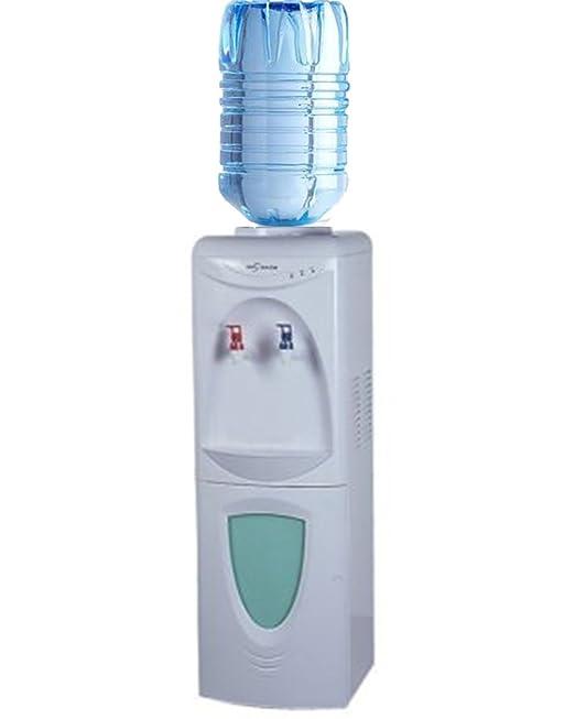 Fuente de agua con columna refrigerante para bidones y ...