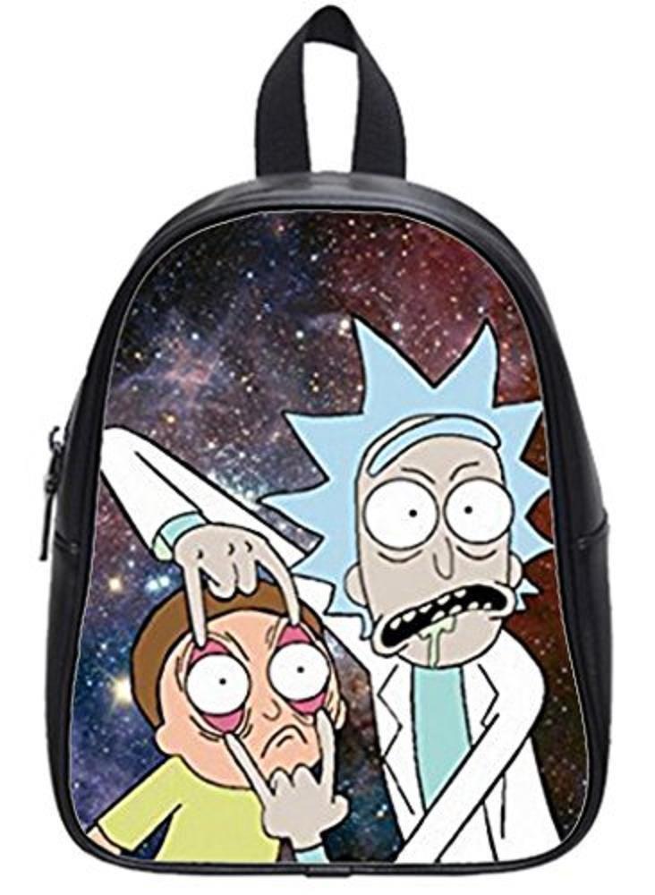 Mochila Rick Atrapando a Morty