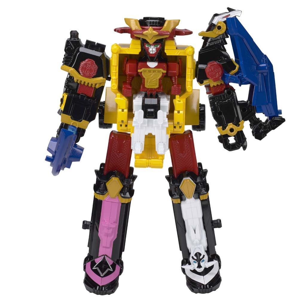 Power Rangers - Megazord Ninja Steel, 43595 Bandai