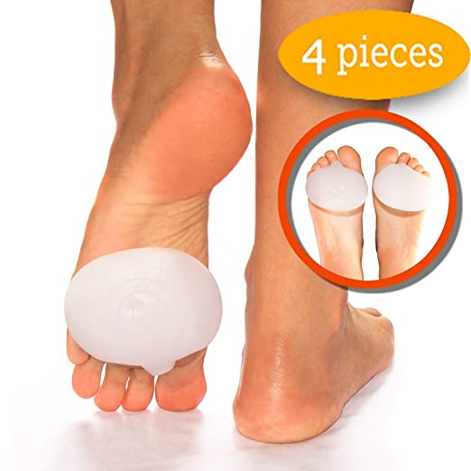 Amazon.com: [mejorado] protectores de metatarso pie de ...