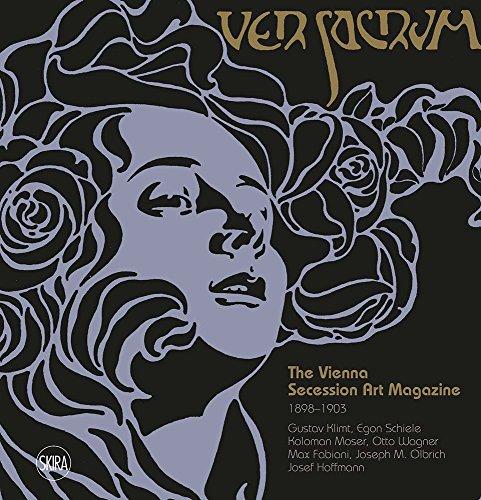 Ver Sacrum: The Vienna Secession Art Magazine 1898-1903 por Valerio Terraroli