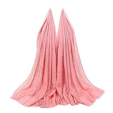 Cinnamou Mode Femmes Premium Viscose Maxi Nuage De Filles Hijab Écharpe  Châle Doux Islam Musulman Châle a7bfb384a6b