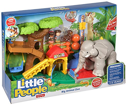 Fisher Price Little People Big Animal
