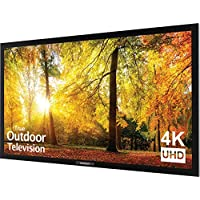 SunBriteTV SE 43-Inch Weatherproof Outdoor Television - 4K UltraHD LED TV for Permanent Outside Installation - SB-SE-43-4K-BL