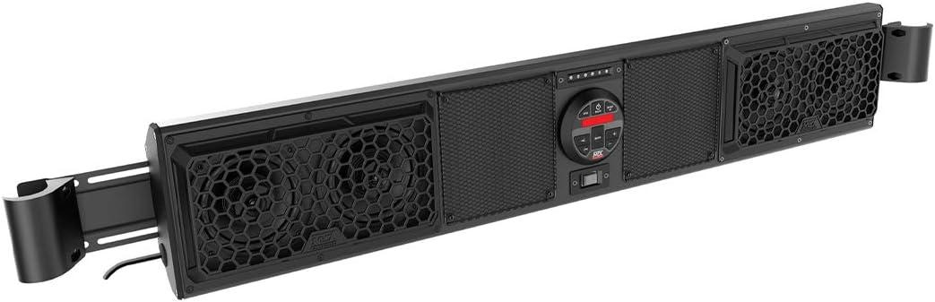 MTX Audio MUDSYS46 Bluetooth Overhead Utv Audio System