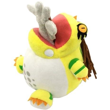 Capcom Monster Hunter Great Jagras MochiKawa Plush Doll Peluche