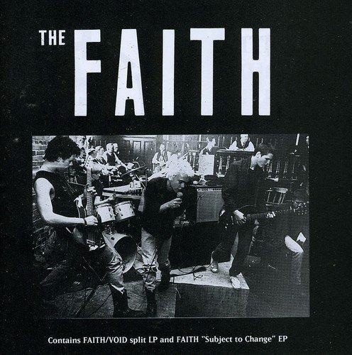 Price comparison product image Faith / Void