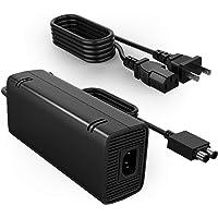 YCCTEAM - Fuente de alimentación para Xbox 360 Slim, adaptador de CA para Xbox 360 Slim Auto Voltaje (100 V-240 V)