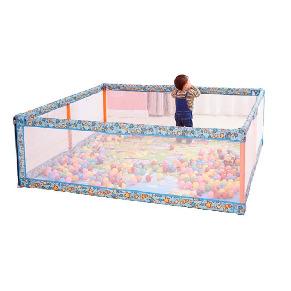 PNFP 特大の赤ん坊のベビーサークルの安全遊び場、幼児/幼児のための活動センターホーム/屋内/屋外のゲームフェンス (Size : 150 × 190 × 60cm) 150 × 190 × 60cm  B07TXVJTLZ