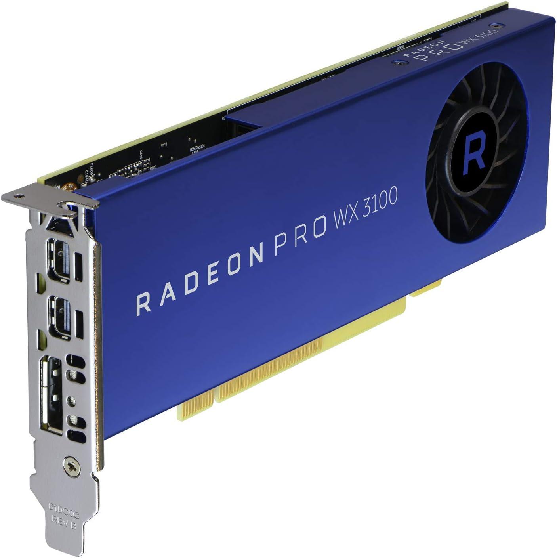 Amazon.com: AMD Radeon Pro WX 3100 tarjeta gráfica – 1,22 ...