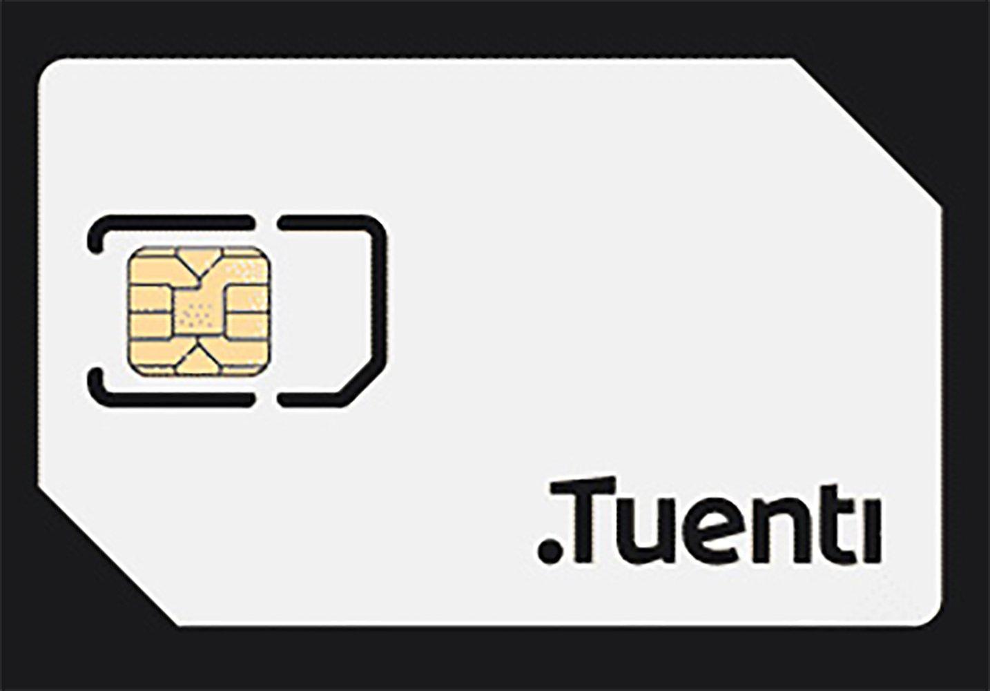 Tarjeta SIM Tuenti Prepago con 10 €: Amazon.es: Electrónica