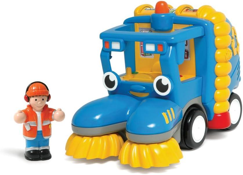 WOW Stanley Street Sweeper - Town (2 Piece Set)