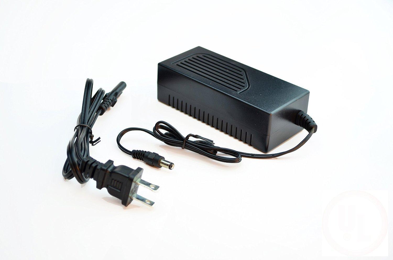 Hitlights 60 Watt LED Light Strip Power Supply - 5 Amps, 110V AC - 12V DC Transformer/Driver