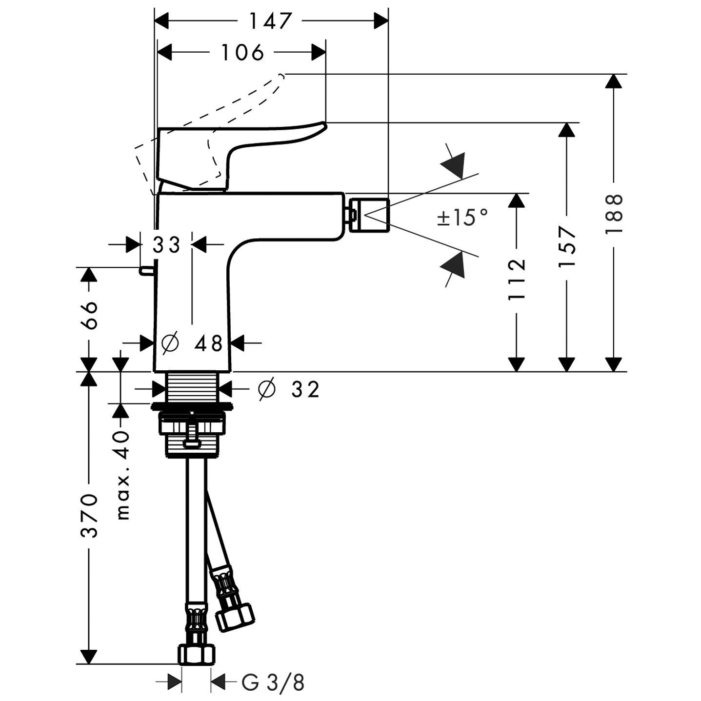 M13 x 1,25 Bordo Europe PowerCoil 3523-13.00K Gewindereparaturset