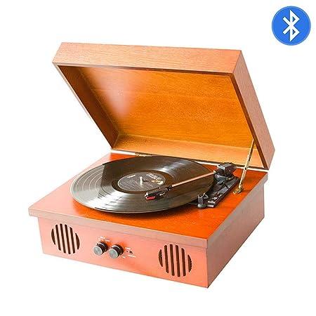 GWX Retro del fonógrafo, Vinyl Audio del Disco, de Apoyo 3 ...