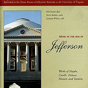 Music in the Age of Jefferson