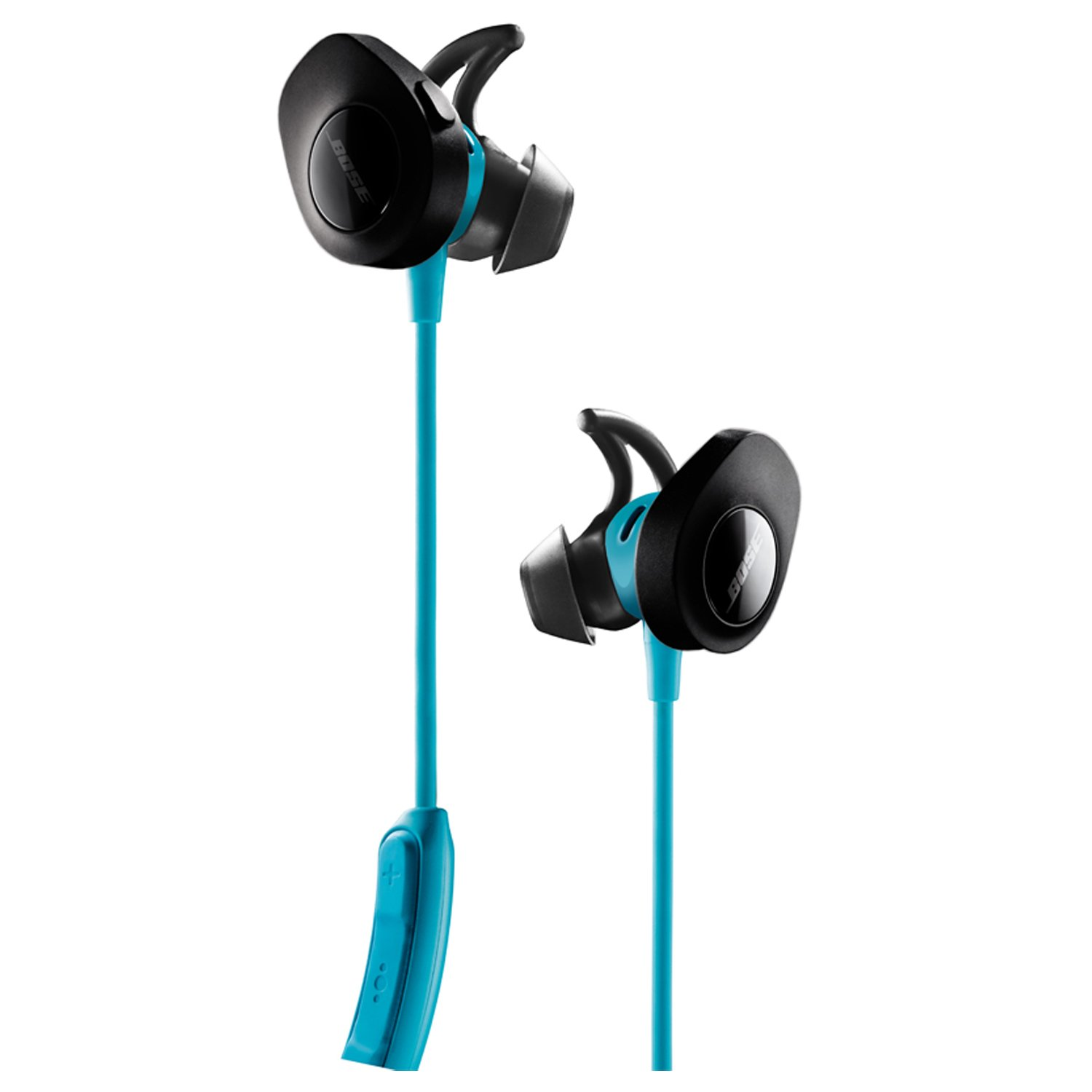 Amazon.com: Bose SoundSport Wireless Headphones (Aqua): Cell Phones &  Accessories