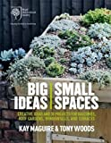 RHS Big Ideas, Small Spaces: Creative ideas and 30 projects for balconies, roof gardens, windowsills and terraces