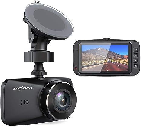 ForMe Dash Cam Dash Camera FHD 1080P Telecamera 170 gradi schermo 2.7 Dashcam I G-Sensor I Registrazione in Loop I Rilevazione di Movimento