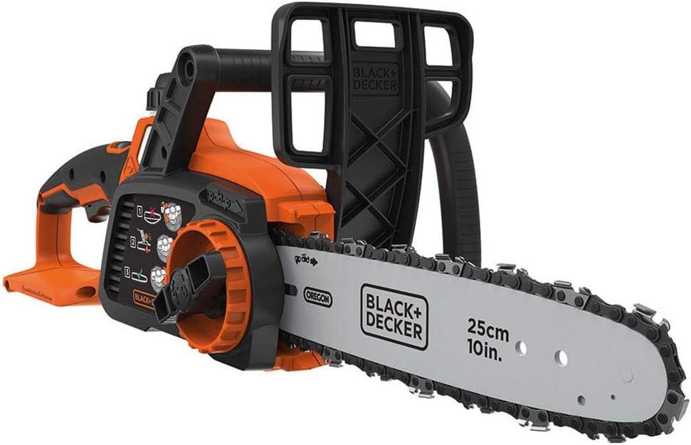 BLACK+DECKER - Motosierra 18V