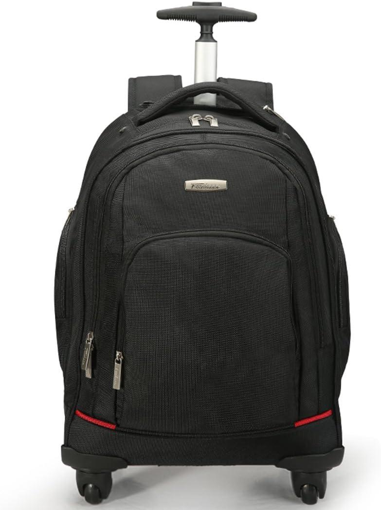 バックパック 20インチ54 * 36 * 27 cmトラベルバッグ学生スクールバッグバックパックブラックスーツケースk バッグ