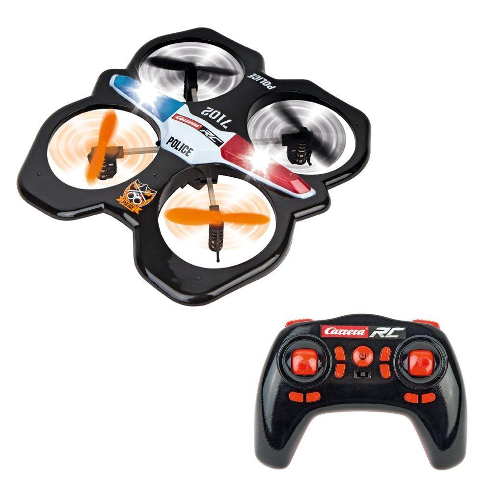 Carrera RC - Quadrocopter Police (370503014): Amazon.es: Juguetes ...