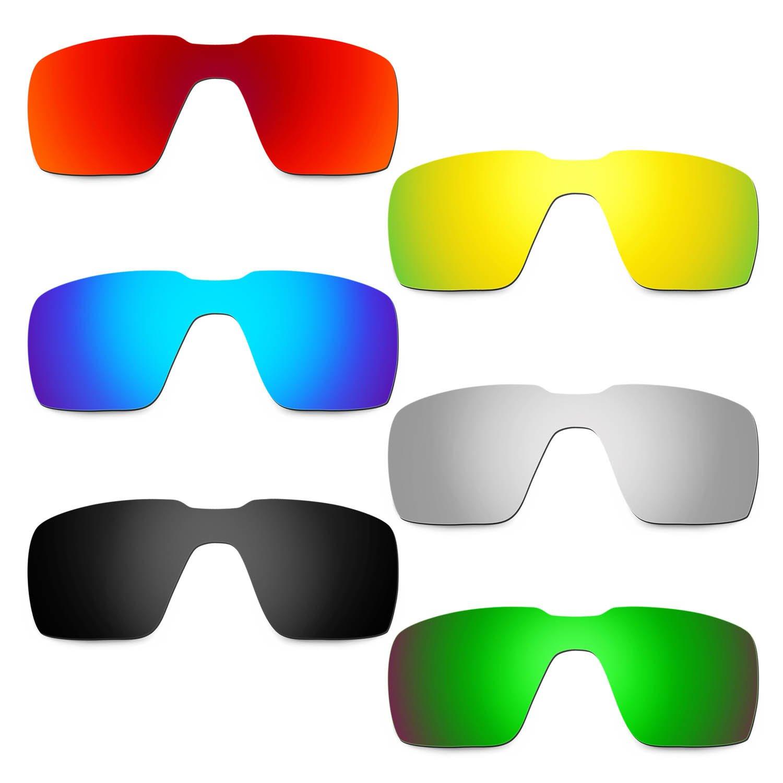 Hkuco 交換用レンズ Oakley Probation - 偏光 B01M7TN4XR レッド/ブルー/ブラック/ゴールデン/チタンカラー/グリーン, オダカマチ 597e0895