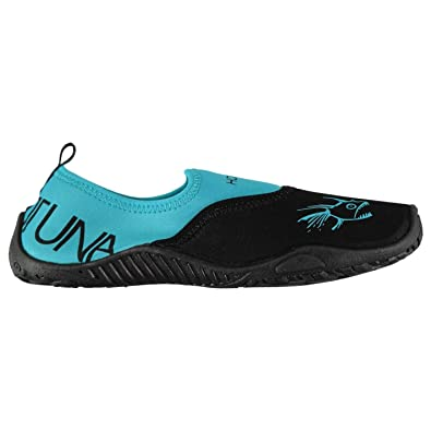 05e07432835 Amazon.com | Hot Tuna Womens Ladies Aqua Shoes Splasher Pattern | Boots