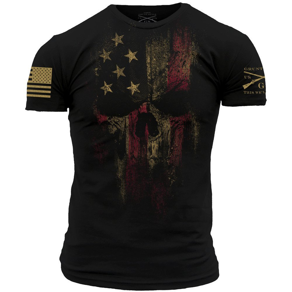 Grunt Style American Reaper 2.0 Men's T-Shirt GS1606