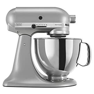 KitchenAid RRK150SL 5 Qt. Artisan Series - Silver (Certified Refurbished)