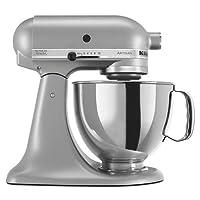 KitchenAid RRK150SL 5 Qt. Artisan Series - Silver (Certified Refurbished)