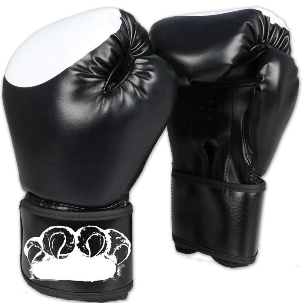 YDXYZ 手袋新しい男性女性10オンスムエタイボクシンググローブ三田女性男性ファイティング土嚢トレーニング恐怖ボクサー機器革ボクシンググローブ 黒