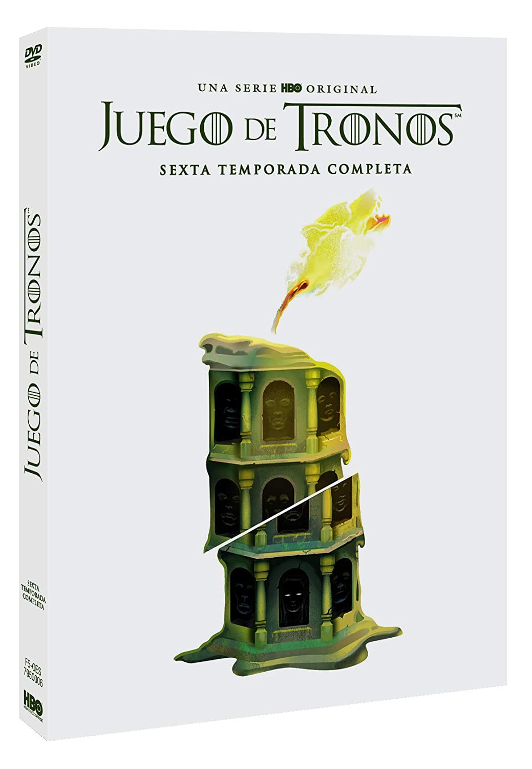 Juego De Tronos Temporada 6 Ed.Limitada R.Ball [DVD]: Amazon.es ...