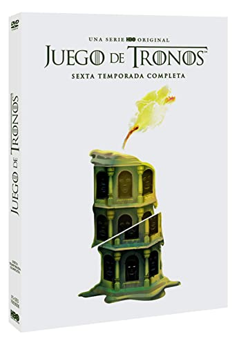 Juego De Tronos Temporada 6 Ed.Limitada R.Ball [DVD]: Amazon.es ...