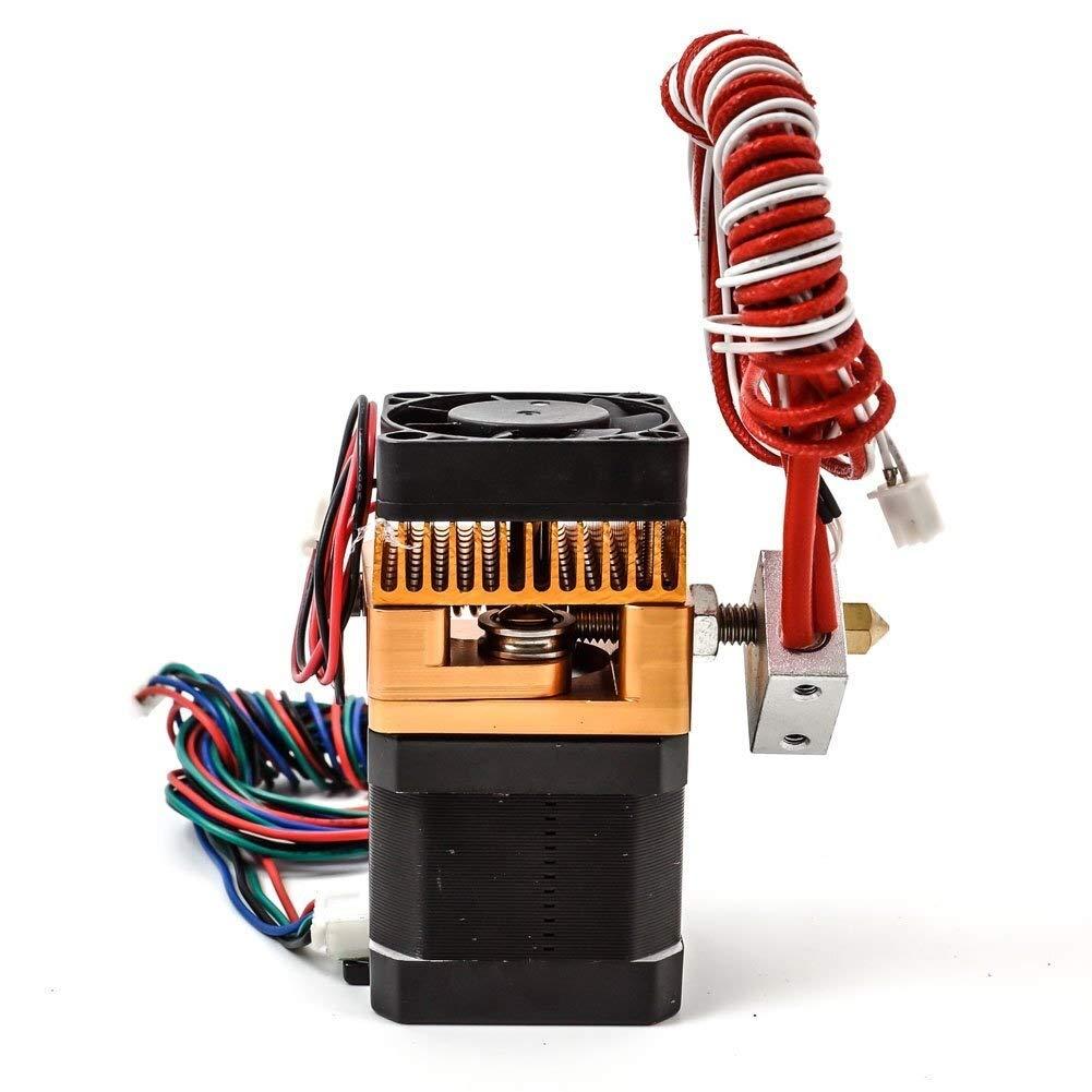 Impresora térmica Cabezal de impresión de Boquilla extrusora MK8 ...